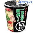まる旨 豚骨ラーメン(1コ入)【まる旨】[カップラーメン カップ麺 インスタントラーメン非常食]