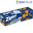 ジップロック フリーザーバッグ M ミニーマウス(16枚入)【soukai_0209】【Ziploc(ジップロック)】[ディズニー Disney 2017]
