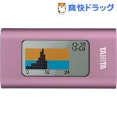 タニタ 活動量計 カロリズムスマート ピンク AM-121-PK(1台)【タニタ(TANITA)】[カロリー計算機]【送料無料】