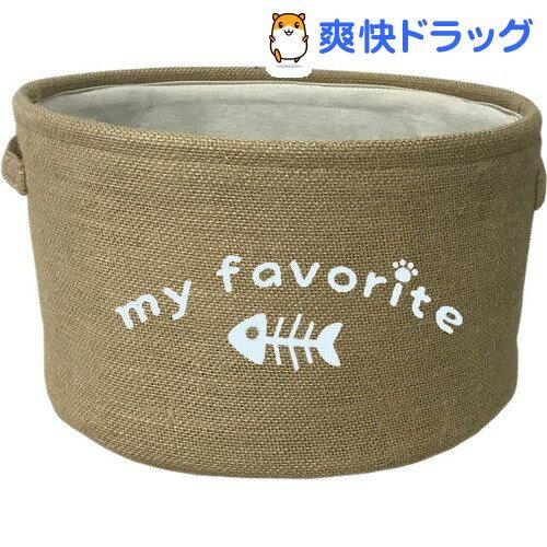 ペットプロ キャットバスケット My favorite Mサイズ(1コ入)【ペットプロ(PetPro)】