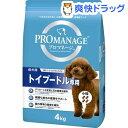 プロマネージ 成犬用 トイプードル専用(4kg)【dalc_promanage】