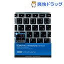 ビファイン キースキン Surface Pro4用 キーボードカバー ブラック BF7834SP4(1コ入)【ビファイン】