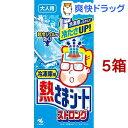 冷凍庫用 熱さまシート ストロング 大人用(12枚入*5箱セ...