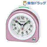 カシオ 置時計 ピンク TQ-145-4BJF(1コ入)