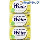 花王ホワイト リフレッシュ・シトラスの香り バスサイズ(130g*3コ入)