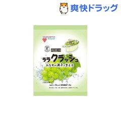 蒟蒻畑 ララクラッシュ マスカット味 / 蒟蒻畑蒟蒻畑 ララクラッシュ マスカット味(24g*8コ入)...