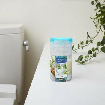 トイレの消臭力消臭芳香剤トイレ用アクアソープの香り