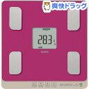 タニタ 体組成計 ピンク BC-758-PK(1台)【タニタ...