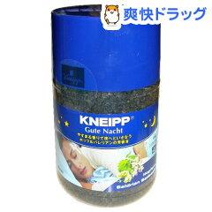 クナイプ グーテナハトバスソルト ホップ&バレリアンの香り / クナイプ(KNEIPP) / 入浴剤 バス...