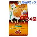 東ハト ソルティ 4種のナッツ(10枚入*24袋セット)