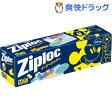 ジップロック イージージッパー M ミッキーマウス(10枚入)【soukai_0209】【Ziploc(ジップロック)】[ディズニー Disney 2017]