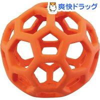 JWペットカンパニーホーリーローラーボールSオレンジ