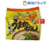 うまかっちゃん(5食入*6コセット)