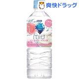 ミウ ピーチ&ヨーグルト味(550mL*24本入)
