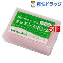 パックスナチュロン キッチンスポンジ(1コ入*5コセット)【パックスナチュロン(PAX NAT…