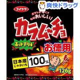 湖池屋 カラムーチョチップス ホットチリ味 お徳用(126g)