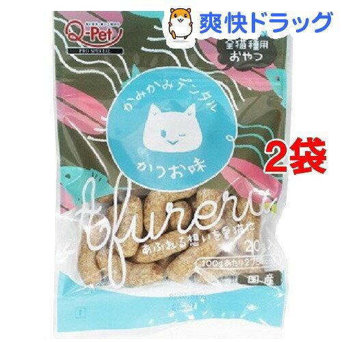 あふれる 猫ガム かつお味(20g*2コセット)