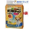 ダブルストップ小型犬用フレッシュフローラルの香り レギュラー(112枚入*4コセット)【クリーンワン】【送料無料】