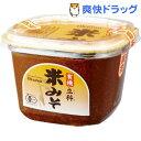 オーサワ 有機立科米みそ カップ(750g)【オーサワ】