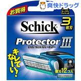 シック プロテクタースリー 替刃(12コ入)