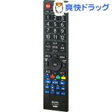 エルパ 地上デジタル用テレビリモコン 東芝テレビ用 RC-TV009TO(1コ入)