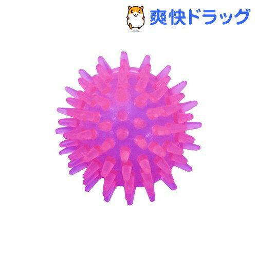 ペティオ ワイルドマウス エキサイティングボール ライトピンク(1コ入)【ペティオ(Petio)】