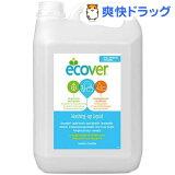 エコベール 食器用洗剤 カモミールの香り(5L)