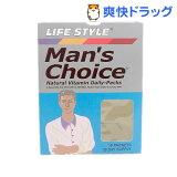 ライフスタイル(LIFE STYLE) マンズチョイス デイリーパック(30袋入)