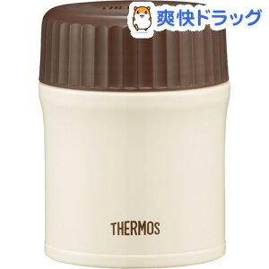 サーモス 真空断熱フードコンテナー 0.38L クッキークリーム JBI-381 CCR / サーモス(THERMOS) ...