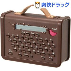 マスキングテーププリンター こはる MP10 ブラウン / こはる(coharu)☆送料無料☆マスキングテ...