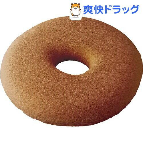 勝野式 医学博士の低反発 円座クッション ブラウン(1コ入)【勝野式】【送料無料】