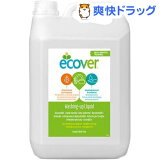 エコベール 食器用洗剤 レモンの香り(5L)