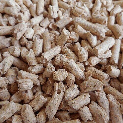 ファイネスト ネイチャーゴールド ドイツからやってきた 木のネコ砂(5L*6コセット)
