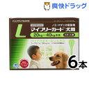 動物用医薬品マイフリガド 犬用20kg〜40kg未満 L6本入フジタ製薬
