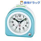 カシオ 置時計 ブルー TQ-145-2JF(1コ入)