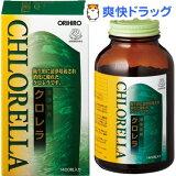 オリヒロ 清浄倍養クロレラ(1400粒)