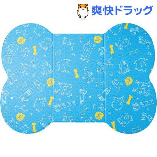 ペットソフトマット L ブルー(1枚入)