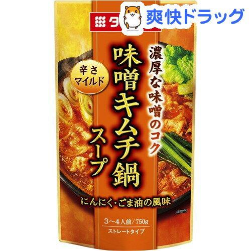 ダイショー『味噌キムチ鍋スープ』