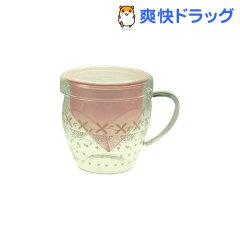 セレック 耐熱ガラス ティーメイト アットホーム(ベリーピンク)(1コ入)【セレック】
