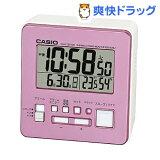 カシオ 電波置時計 パールピンク DQD-805J-4JF(1コ入)