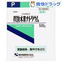 【第3類医薬品】健栄製薬 日本薬局方 炭酸水素ナトリウム(5...