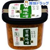 チョーコー醤油 有機味噌 麦(500g)