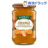 マッカイ シャンパンママレード(340g)