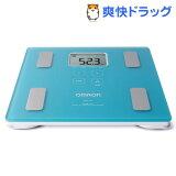 オムロン 体重体組成計 カラダスキャン HBF-214-B(1台)