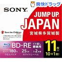 ソニー 11BNE1VSPS2 録画用BD-RE 書換え型 ...