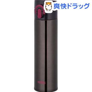 サーモス 真空断熱ケータイマグ JNI-400 ブラック / サーモス(THERMOS) / 水筒 直飲み●セール...
