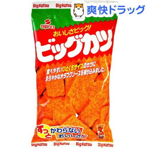 【訳あり】すぐる ビッグカツ ひとくちタイプ(133g)