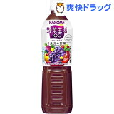 野菜生活100エナジールーツ スマートPET(720mL*15本入)