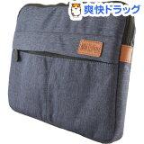 キング ノートPC用キャリングケース KMIC360-11 デニム〜11インチ対応(1コ入)