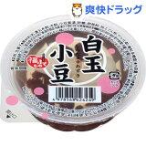 白玉ゼリー 小豆(140g)